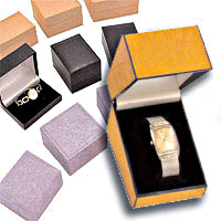 watch cases, metal, cardboard, wooden, plastic and more